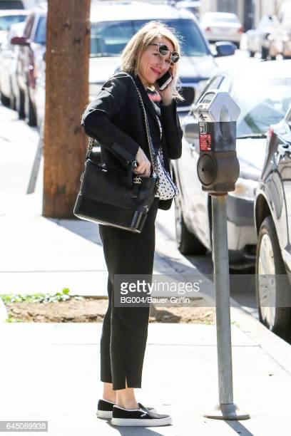 Naomi Watts is seen on February 24, 2017 in Los Angeles, California.