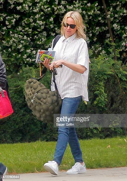 Naomi Watts is seen on May 05 2015 in Los Angeles California