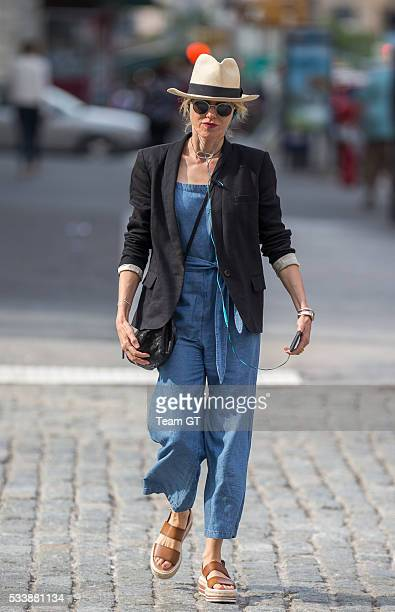 Naomi Watts is seen on May 23 2016 in New York City