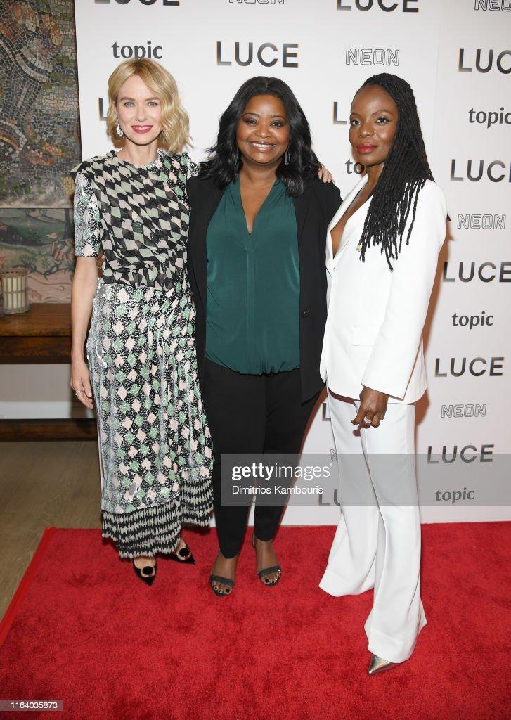 """Luce"" New York Premiere : News Photo"