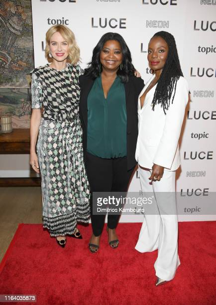 Naomi Watts Octavia Spencer and Marsha Stephanie Blake attend the Luce New York Premiere at the Whitby Hotel on July 24 2019 in New York City