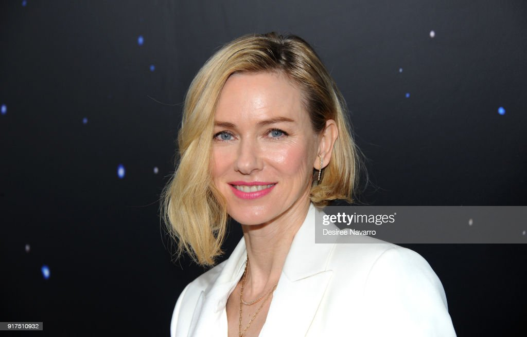 Naomi Watts poses backstage at the Zadig & Voltaire fashion show during New York Fashion Week at Cedar Lake Studios on February 12, 2018 in New York City.