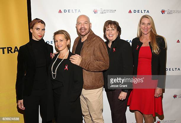 Naomi Wilding Ambassador Elizabeth Taylor AIDS Foundation Gabrielle Carteris President SAGAFTRA Jason Stuart LGBT Committee National CoChairman...