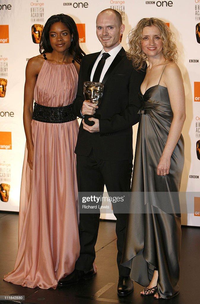 The Orange British Academy Film Awards 2007 - Press Room : Nachrichtenfoto