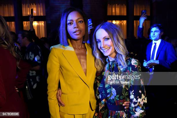 Naomie Harris and Joanna Froggatt attend as Marriott International celebrates worldclass loyalty programme with event including exclusive performance...