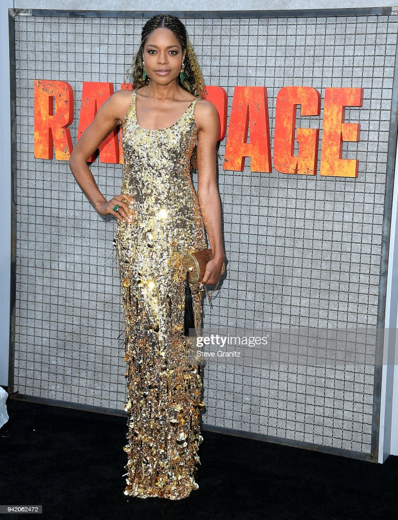 """Premiere Of Warner Bros. Pictures' """"Rampage"""" - Arrivals : News Photo"""