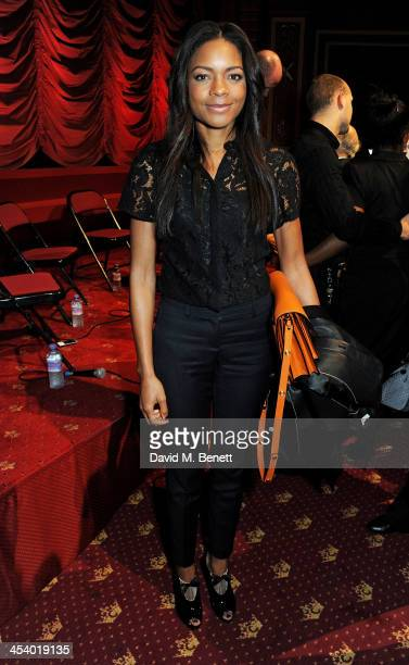 """Naomie Harris attends a special screening of """"Mandela: Long Walk To Freedom"""" hosted by The Weinstein Company and Pathe at The Coronet on December 6,..."""
