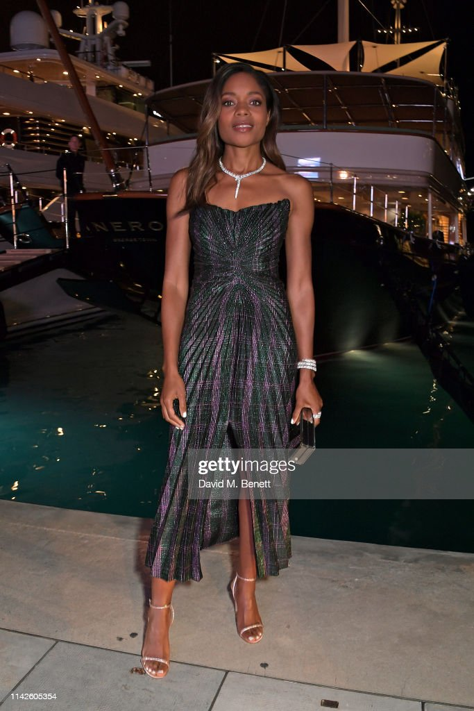 MCO: Celebrities Attend Exclusive Dinner Ahead Of The ABB FIA Formula E 2019 Monaco E-Prix