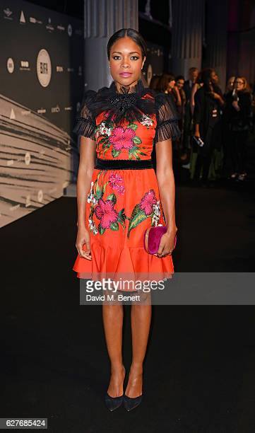 Naomie Harris attends at The British Independent Film Awards Old Billingsgate Market on December 4 2016 in London England