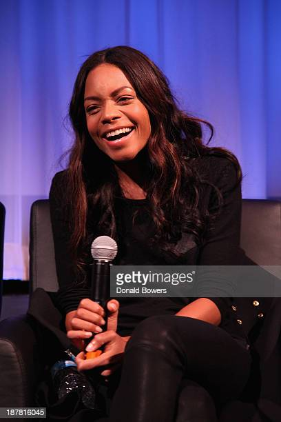 Naomie Harris attends The Academy Of Motion Picture Arts And Sciences Hosts An Official Academy Members Screening Of Mandela Long Walk To Freedom...
