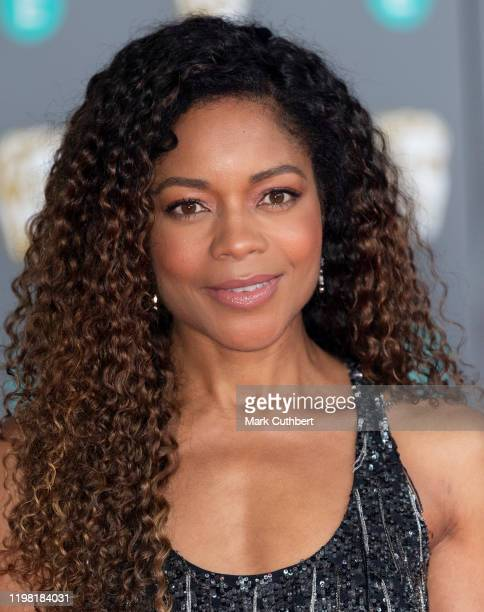 Naomie Harris attends the EE British Academy Film Awards 2020 at Royal Albert Hall on February 2 2020 in London England
