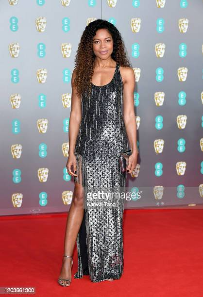 Naomie Harris attends the EE British Academy Film Awards 2020 at Royal Albert Hall on February 02 2020 in London England