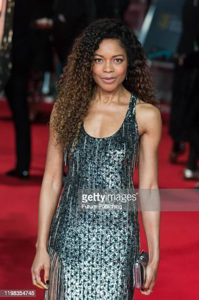 Naomie Harris attends the EE British Academy Film Awards ceremony at the Royal Albert Hall on 02 February, 2020 in London, England.- PHOTOGRAPH BY...