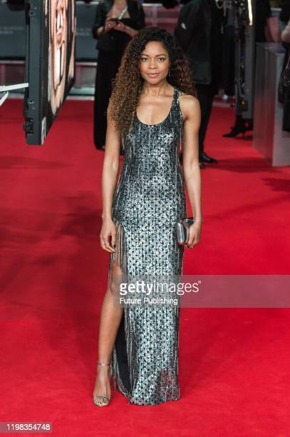 Naomie Harris attends the EE British Academy Film Awards ceremony at the Royal Albert Hall on 02 February 2020 in London England PHOTOGRAPH BY Wiktor...