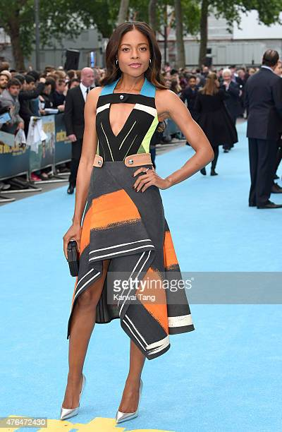 Naomie Harris attends the European Premiere of Entourage at Vue West End on June 9 2015 in London England