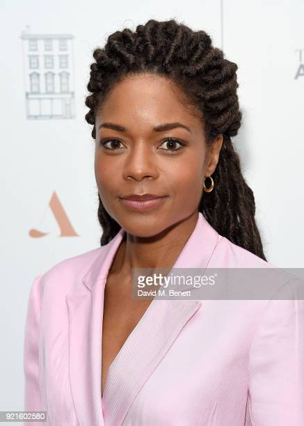 Naomie Harris attends the first femaleonly members' club in the UK for working women The AllBright that opens its doors to celebrities politicians...