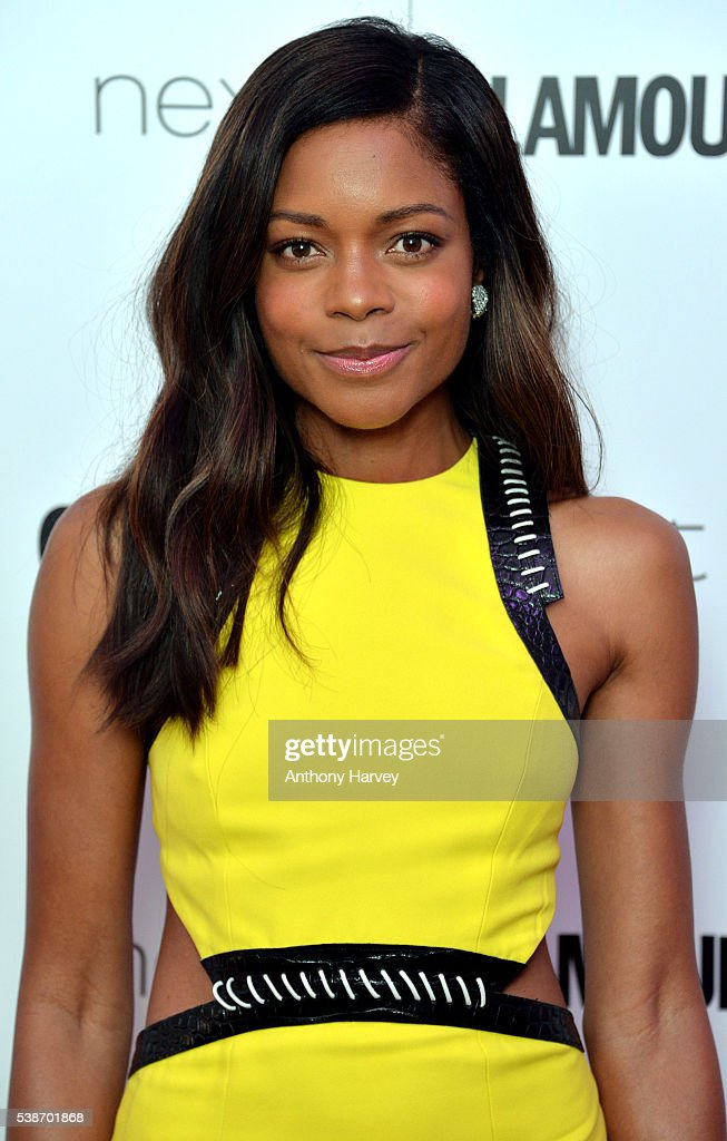Naomie Harris attends the Glamour Women Of The Year Awards at Berkeley Square Gardens on June 7, 2016 in London, England.