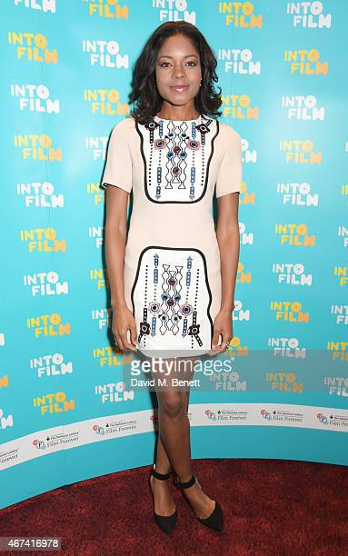 Naomie Harris attends the 'Into Film Awards' at The Empire Cinema on March 24 2015 in London England