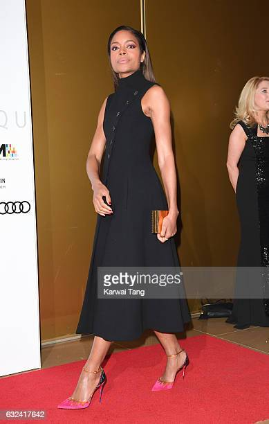 Naomie Harris attends The London Critic's Circle Film Awards at the Mayfair Hotel on January 22 2017 in London United Kingdom