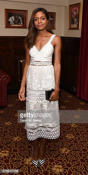 Naomie Harris attends the press night performance of The Bodyguard at The Dominion Theatre on July 21 2016 in London England