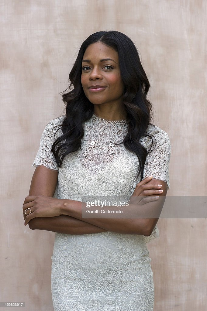 Naomie Harris during a portrait session at the 10th Annual Dubai International Film Festival held at the Madinat Jumeriah Complex on December 12, 2013 in Dubai, United Arab Emirates.