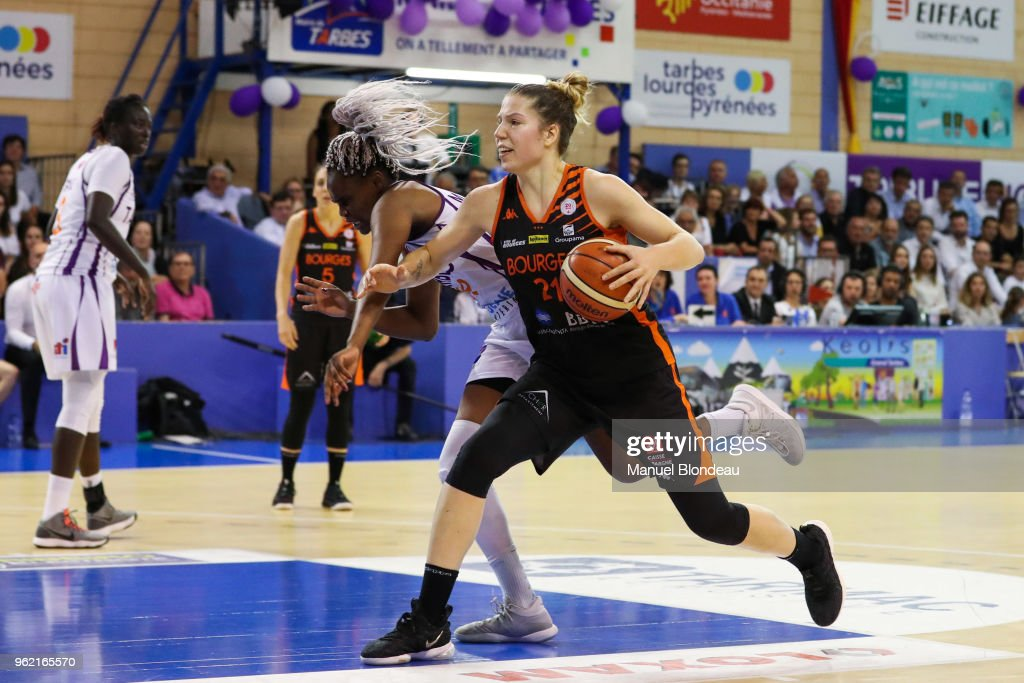 Tarbes v Tango Bourges - Women's League Playoff