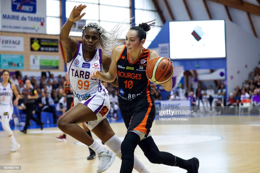 Tarbes v Tango Bourges - Women's League Playoff - Day 4
