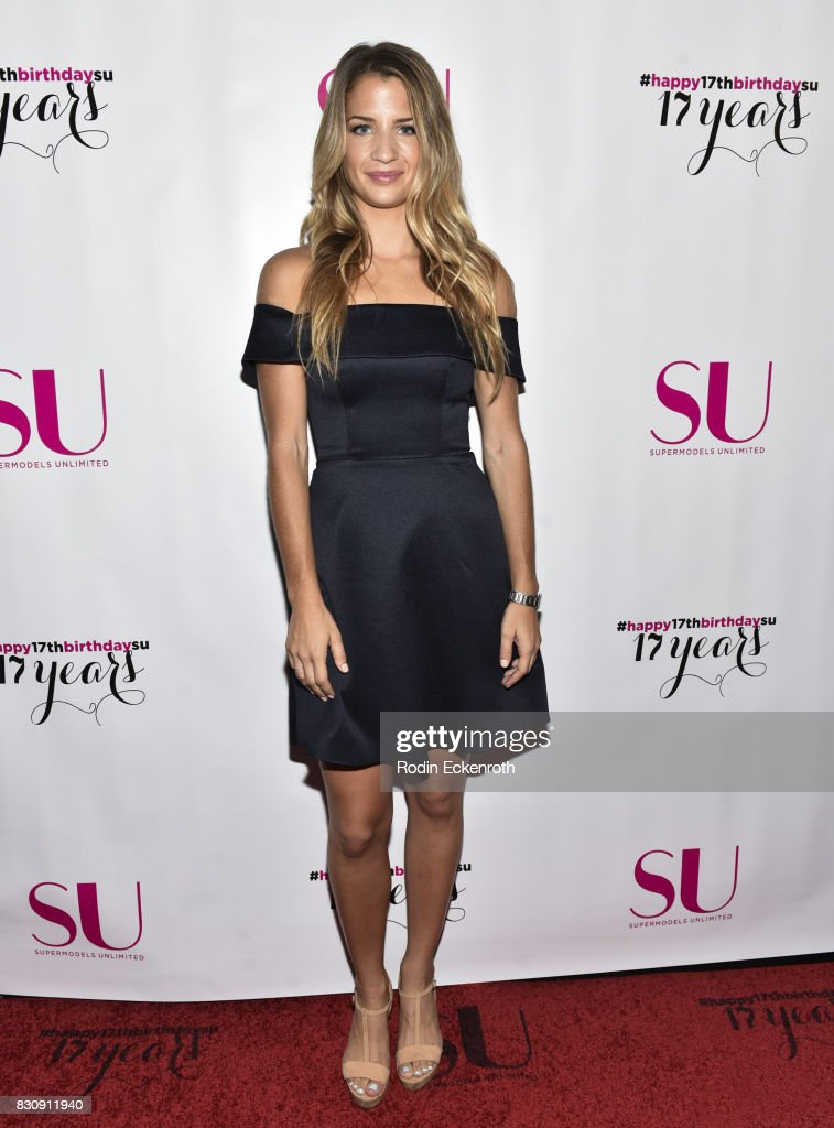 Naomie Olindo attends SU Magazine's 17th Anniversary Celebration at Avalon on August 12, 2017 in Hollywood, California.