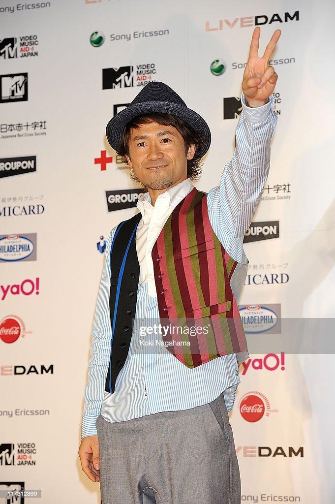 MTV Video Music Aid Japan - Red Carpet : News Photo