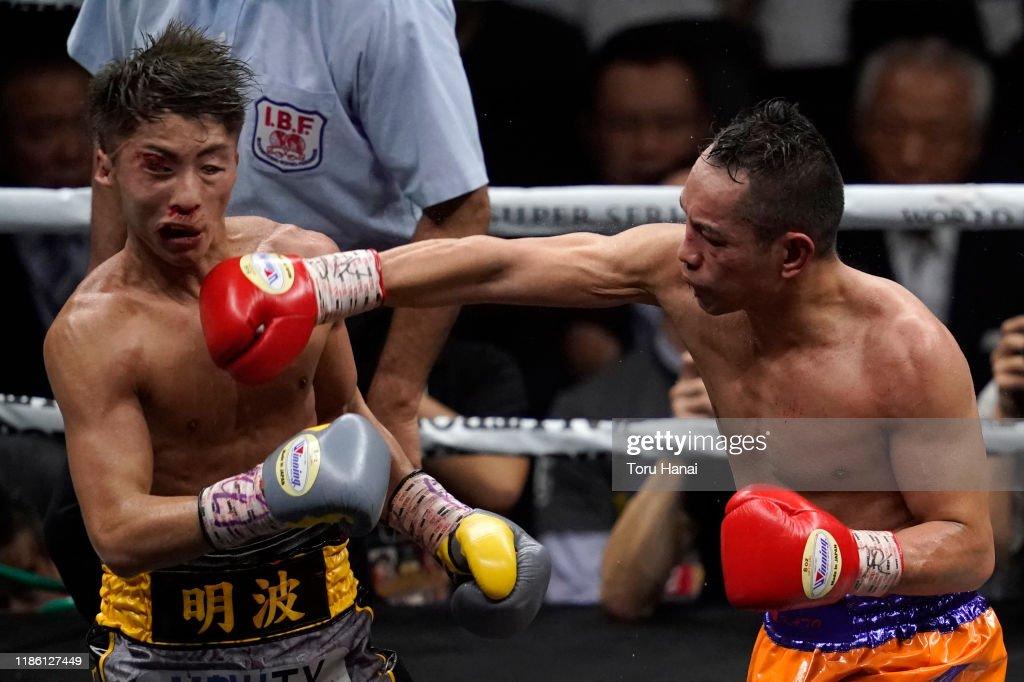 Naoya Inoue v Nonito Donaire - WBSS Bantamweight Final : ニュース写真