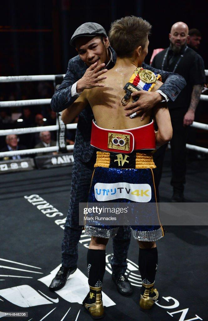 Muhammad Ali Trophy Semi-Finals - World Boxing Super Series Fight Night : ニュース写真