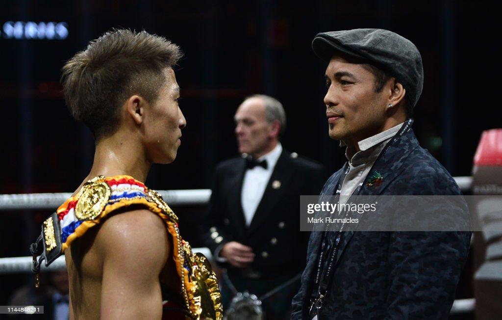 Muhammad Ali Trophy Semi-Finals - World Boxing Super Series Fight Night : News Photo