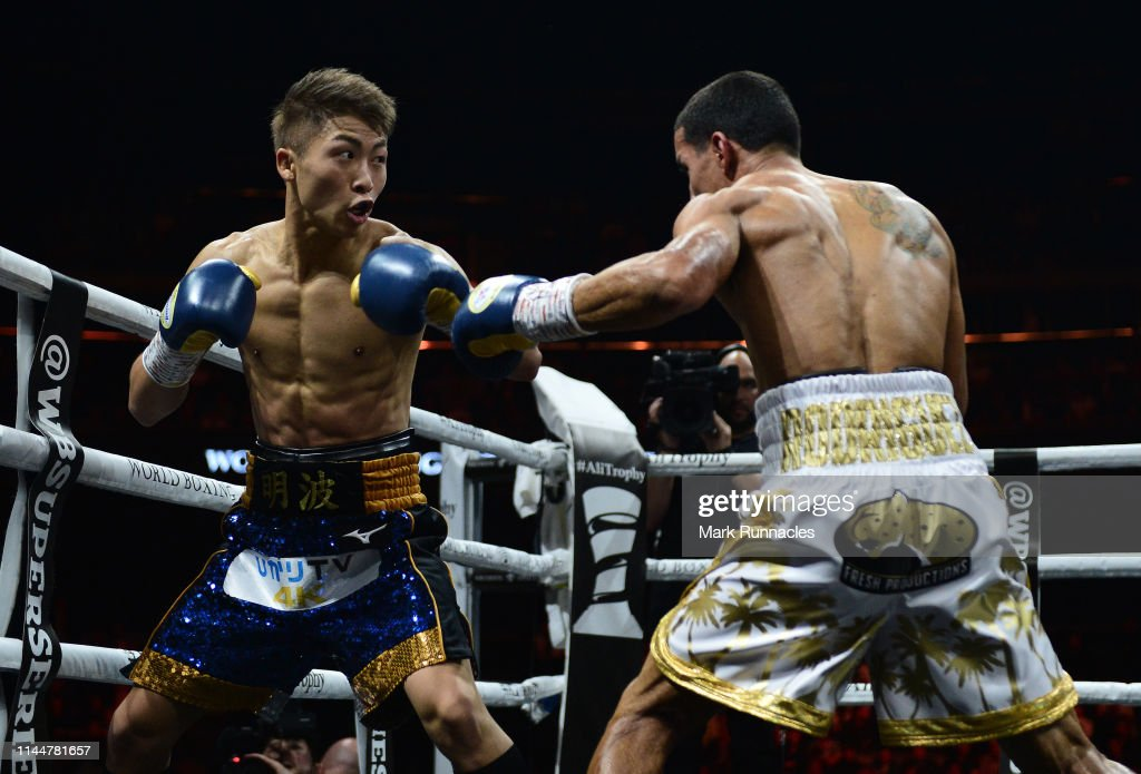Muhammad Ali Trophy Semi-Finals - World Boxing Super Series Fight Night : News Photo