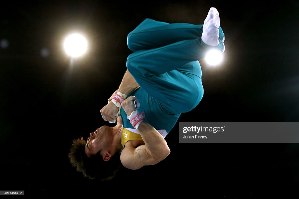 20th Commonwealth Games - Day 8: Artistic Gymnastics