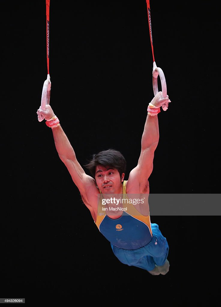 2015 World Artistic Gymnastics Championships - Day Four