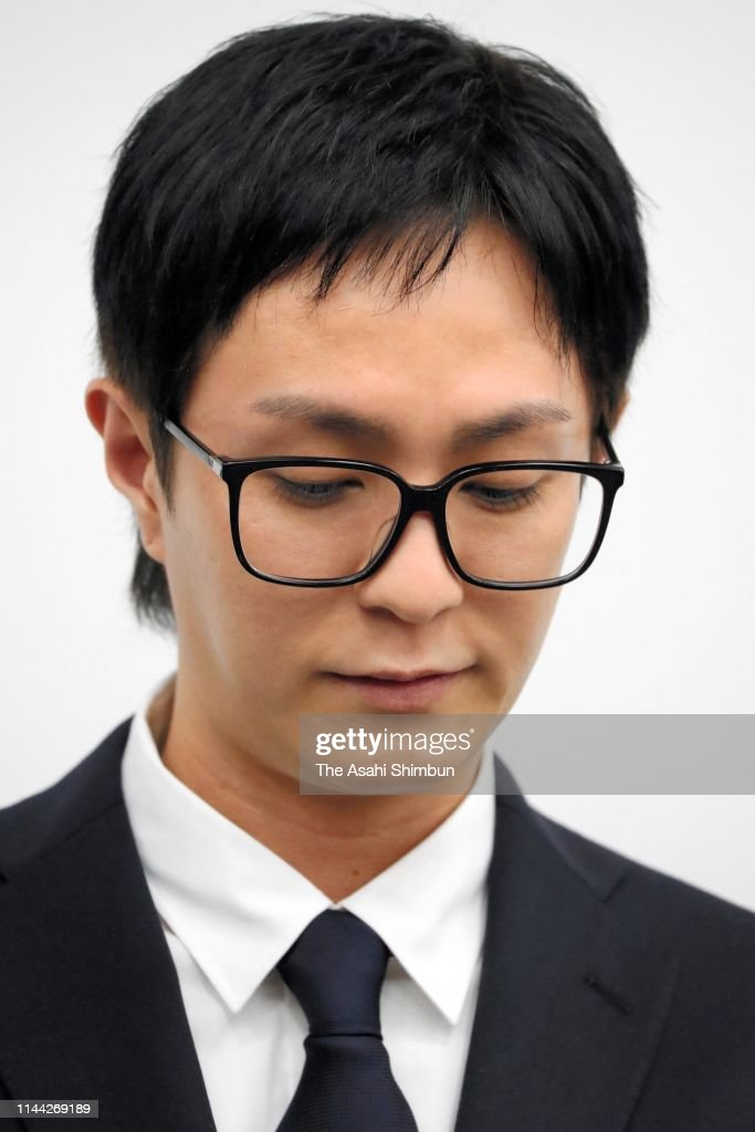 JPN: Naoya Urata Of AAA Press Conference