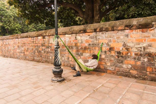 Nap Time In Hanoi