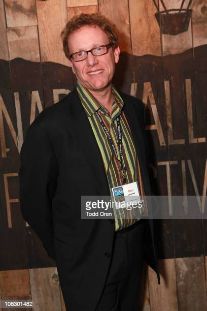 Napa Valley Film Festival director Marc Lhormer attends the Napa Valley Film Festival Launch Celebration at the Sundance House during the 2011...