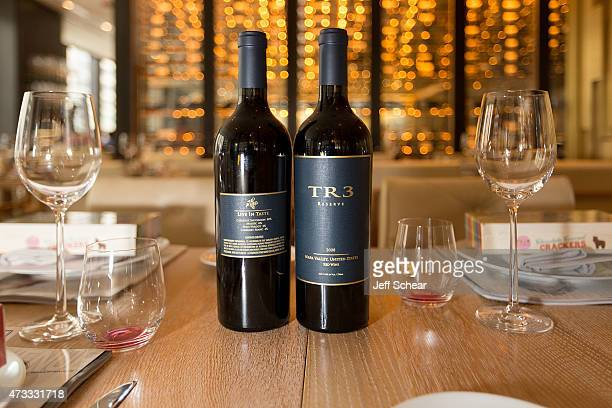 Napa Valley Wine at Michigan Avenue Magazine And TR Napa Valley Host A Benefit Luncheon For Dylan's Candy BarN With Cover Star Dylan Lauren at...