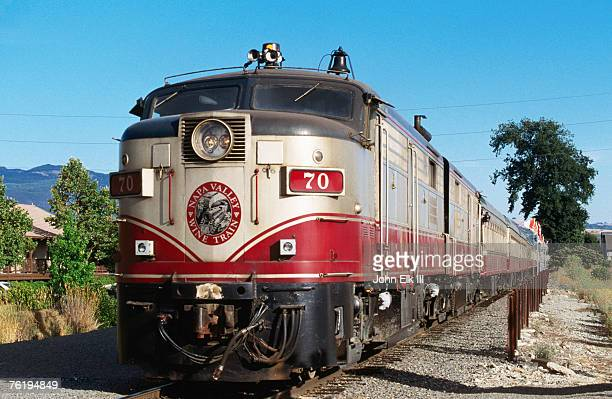 Napa Valley Wine Train, Napa Valley, California, United States of America, North America