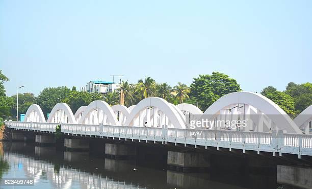Napier Bridge Chennai City