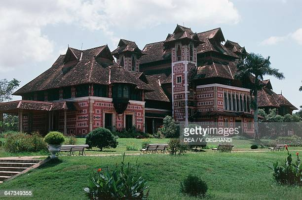 Napier Museum Art and natural history museum Thiruvananthapuram Kerala India 19th century
