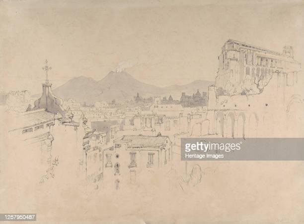 Naples 1841 Artist John Ruskin
