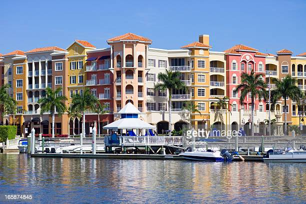 naples, florida, usa - naples florida stock pictures, royalty-free photos & images