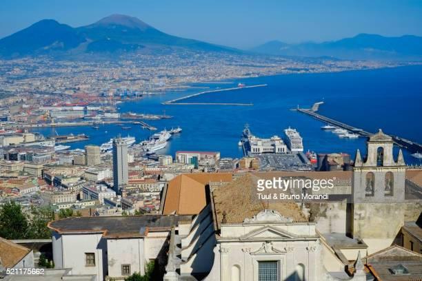 Naples in Campania, Italy