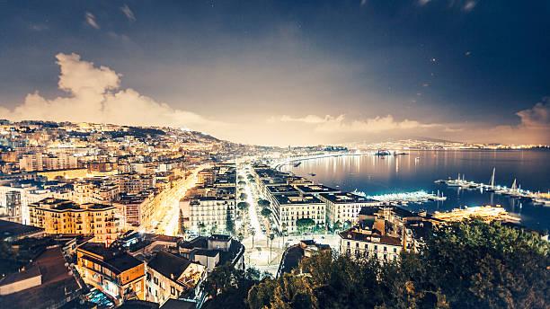 Naples view.