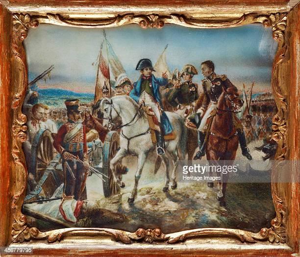 Napoleon at the Battle of Friedland Artist Vernet Claude Joseph