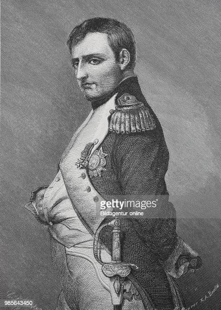 Napoleon Bonaparte 15 August 1769 5 May 1821 was a French statesman and military leader who rose to prominence during the French Revolution and led...