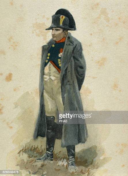 Napoleon Bonaparte French military and political leader He was Emperor of the French from 1804 to 1814 and again in 1815 as Napoleon I and king of...