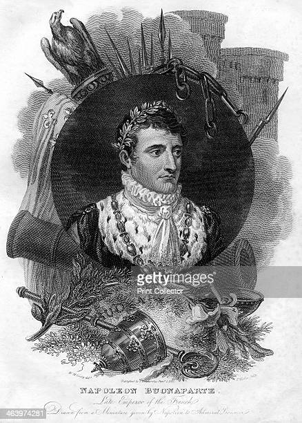 Napoleon I Emperor of France 1816 The imperial dictatorship of Napoleon ended the French Revolution while consolidating the reforms it had brought...